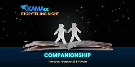 Companionship - Immigrant Storytelling Night tickets