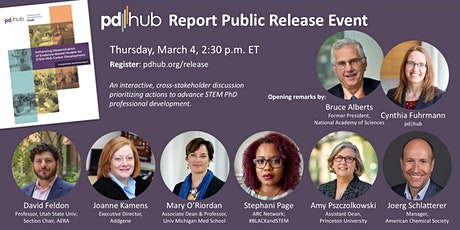 pd|hub Report Public Release Event tickets