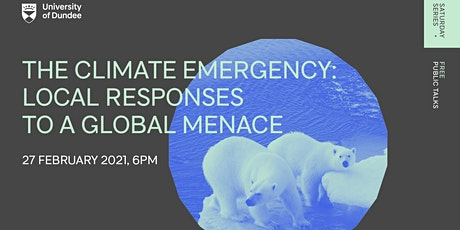 The Climate Emergency: Local responses to a global menace tickets