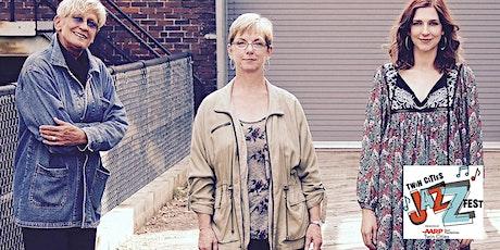 Songs Across America with THREE: Lori, Judi and Rachel  - Dunsmore Room tickets