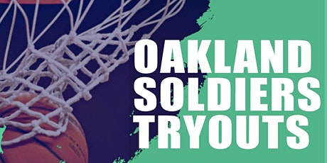 Oakland Soldiers Tryouts tickets