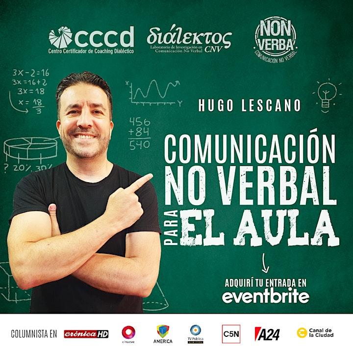 Imagen de Comunicación no verbal para el AULA | para modalidad presencial y virtual