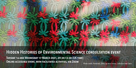Hidden Histories of Environmental Science tickets