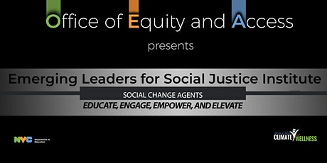 Join Marley Dias at The Emerging Leaders for Social Justice Institute tickets