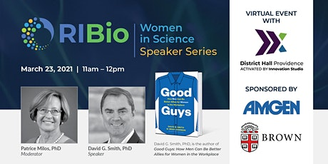 Women in Science Speaker Series: David G. Smith, PhD tickets