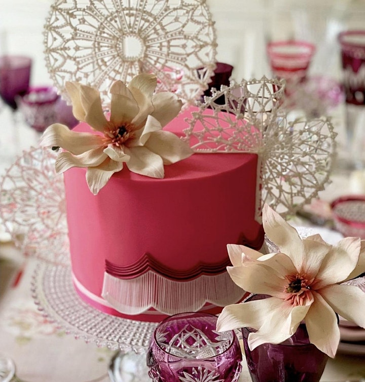 Cake decoration with Michael Lewis-Anderson image