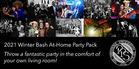 2021 Winter Bash At-Home Party Pack tickets