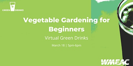 March Green Drinks (Virtual) tickets
