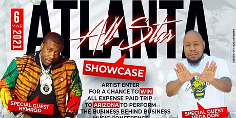 ATLANTA ALL STAR WEEKEND SHOWCASE HOSTED BY  WUTANG MANAGEMENT VEGA DON tickets