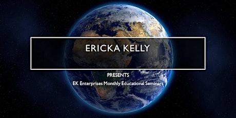 EK Enterprises - Monthly Complementary Educational Seminar tickets