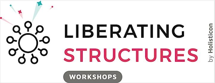 Liberating Structures-Programm: Ein Schnupperhäppchen: Bild