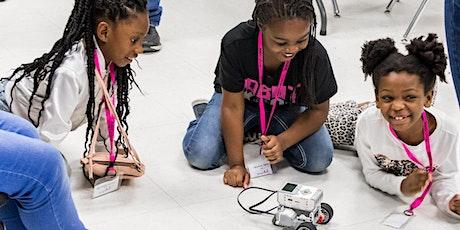 Black Girls CODE x gwaMIT present: Virtual Lab Tours - Robotics tickets