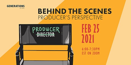 Behind The Scenes: Producer's Perspective tickets