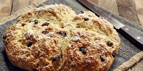 Homemade FREE Cooking Class: Irish Soda Bread & Homemade Guinness Butter tickets