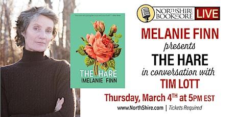 Northshire Live: Melanie Finn tickets