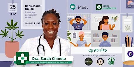 Usos médicos con cannabis tickets