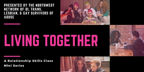 Living Together: A Relationship Skills Class Mini tickets