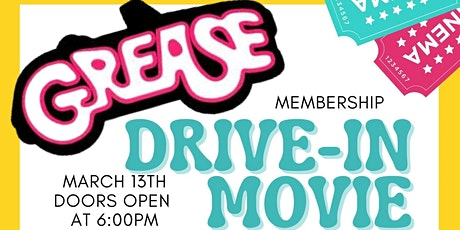 Grease Drive In Movie tickets