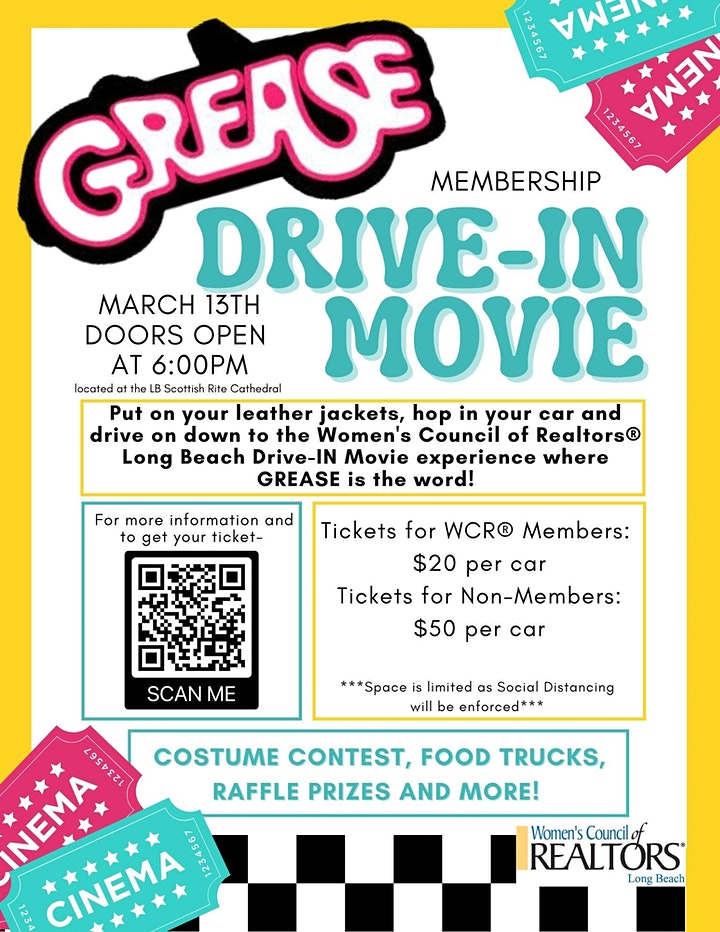 Grease Drive In Movie image