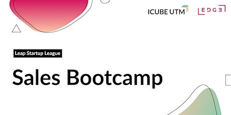 Sales Bootcamp tickets