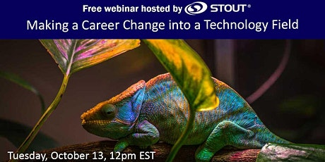Making a Career Change into a Technology Field (Free Webinar) tickets