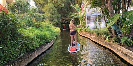 Paddle the Venetian Canals tickets