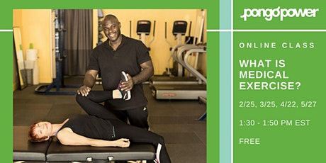What is Medical Exercise? tickets