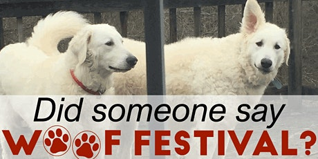 Woof Festival tickets
