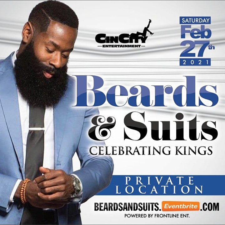 Beards and Suits..... Celebrating Kings image