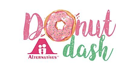Alternatives 2021 Donut Dash - Virtual 5K tickets