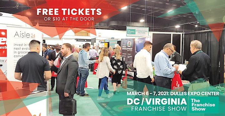 The Franchise Expo – Washington D.C & Virginia image
