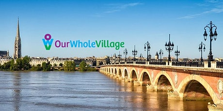 Virtual Wine and Travel to France  with Our Whole Village! tickets