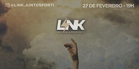 REUNIÃO LINK - 27 DE FEVEREIRO ingressos