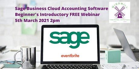 Sage Business Cloud Beginners Introductory Webinar tickets