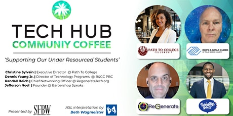 Community Coffee☕| 'Supporting Our Under Resourced Students' tickets