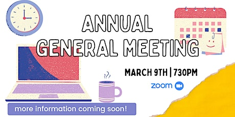 LSPIRG Annual General Meeting tickets