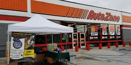 City of Bellflower FREE Used Oil Filter Exchange @ AutoZone on Alondra Blvd tickets