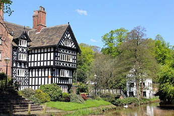 The Wonders of Worsley and along the Bridgewater Canal. Official Zoom tour. tickets
