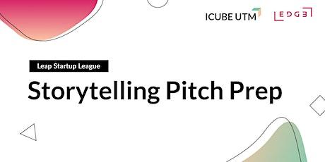 Storytelling Pitch Prep tickets