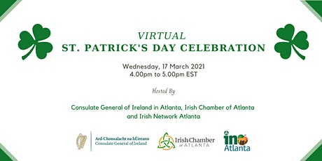 Virtual St. Patrick's Day Celebration - Atlanta tickets