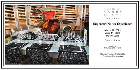 Artwalk and Supercars Dining Experience *Art, Cars and Food* Wynwood entradas