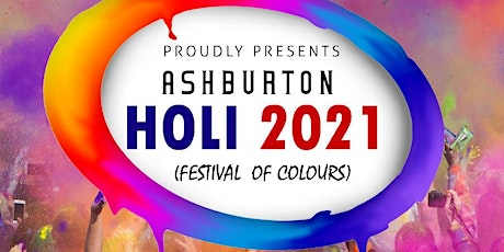Ashburton Holi 2021 tickets