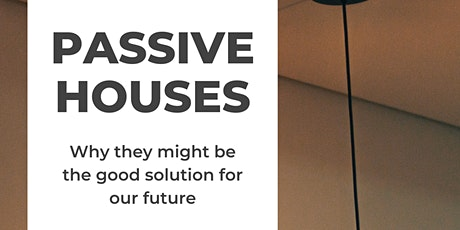 Sustainable Selkirk Online Conversation: Passive Houses tickets