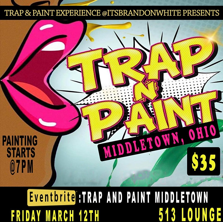 Trap and Paint Middletown, Ohio image