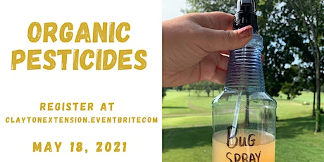 Organic Pesticides tickets
