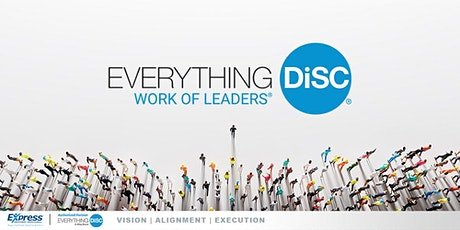 Everything DiSC: Work of Leaders Live Virtual Training tickets
