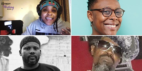 Detroit Writing Room Black Voices Series ft. Detroit Poets tickets