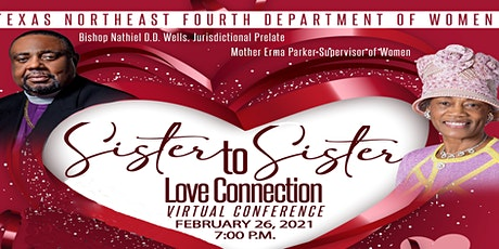 Sister to Sister Love Connection Virtual Women's Conference tickets