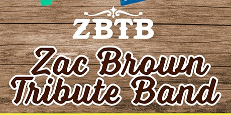 ZBTB- ZAC BROWN TRIBUTE BAND: ADVENTURELAND DRIVE-IN SERIES tickets