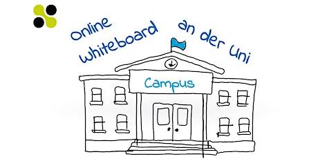 Online Whiteboard: Collaboard & Datenschutz an der Universität Göttingen Tickets